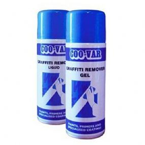 Coo-Var Aerosol Graffiti Remover | www.paints4trade.com